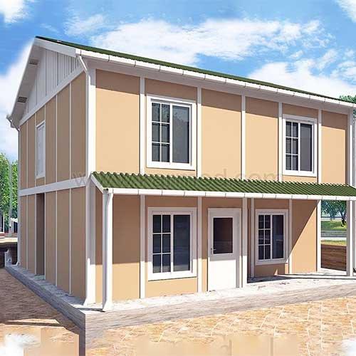 127 m2 prefabricated house 0 copy